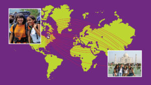 Bishops College School story platform. At BCS, the world is your neighbour—and your roommate. You will meet peers from over 25 countries around the world.